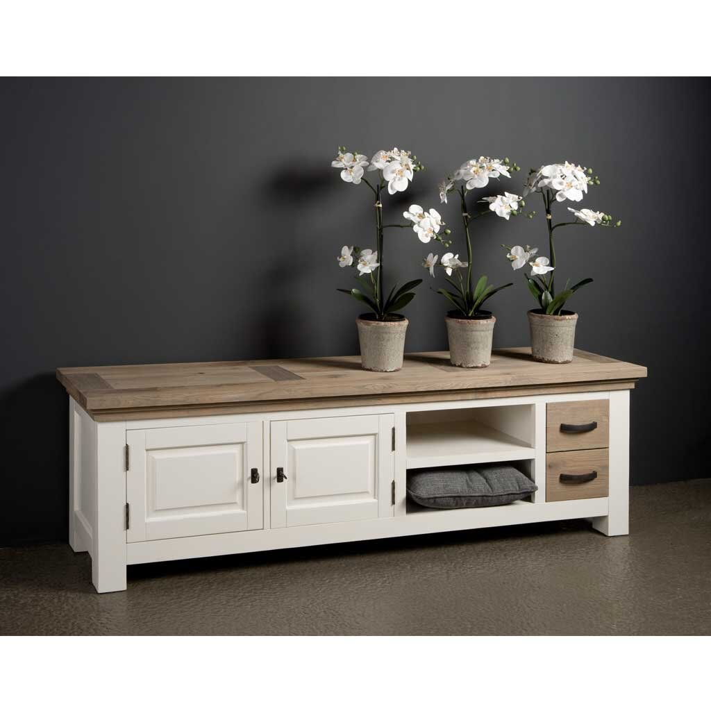 tv board toscana 190 cm restyle24. Black Bedroom Furniture Sets. Home Design Ideas