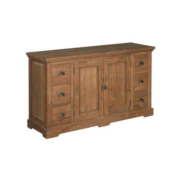 teak sideboard bologna 160 cm. Black Bedroom Furniture Sets. Home Design Ideas