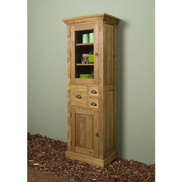 vitrine aus massivholz kaufen massivholzvitrinen. Black Bedroom Furniture Sets. Home Design Ideas