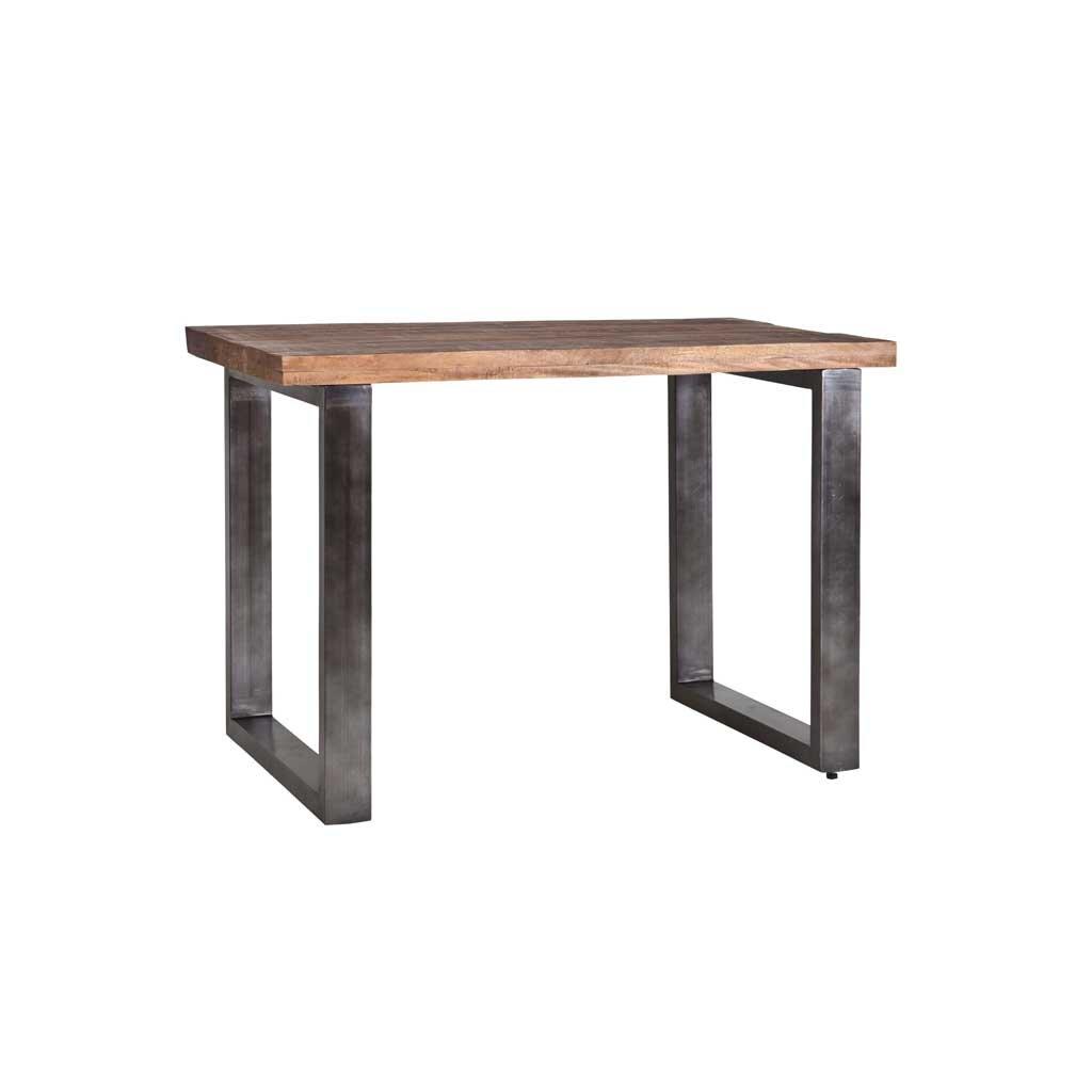 stehtisch mango metall schwarz restyle24. Black Bedroom Furniture Sets. Home Design Ideas