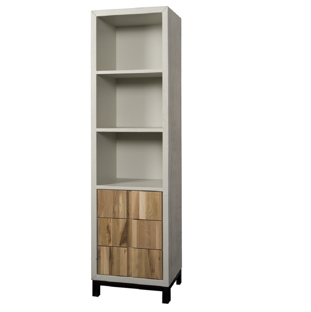 schrank maxus ii 1 tgl restyle24. Black Bedroom Furniture Sets. Home Design Ideas
