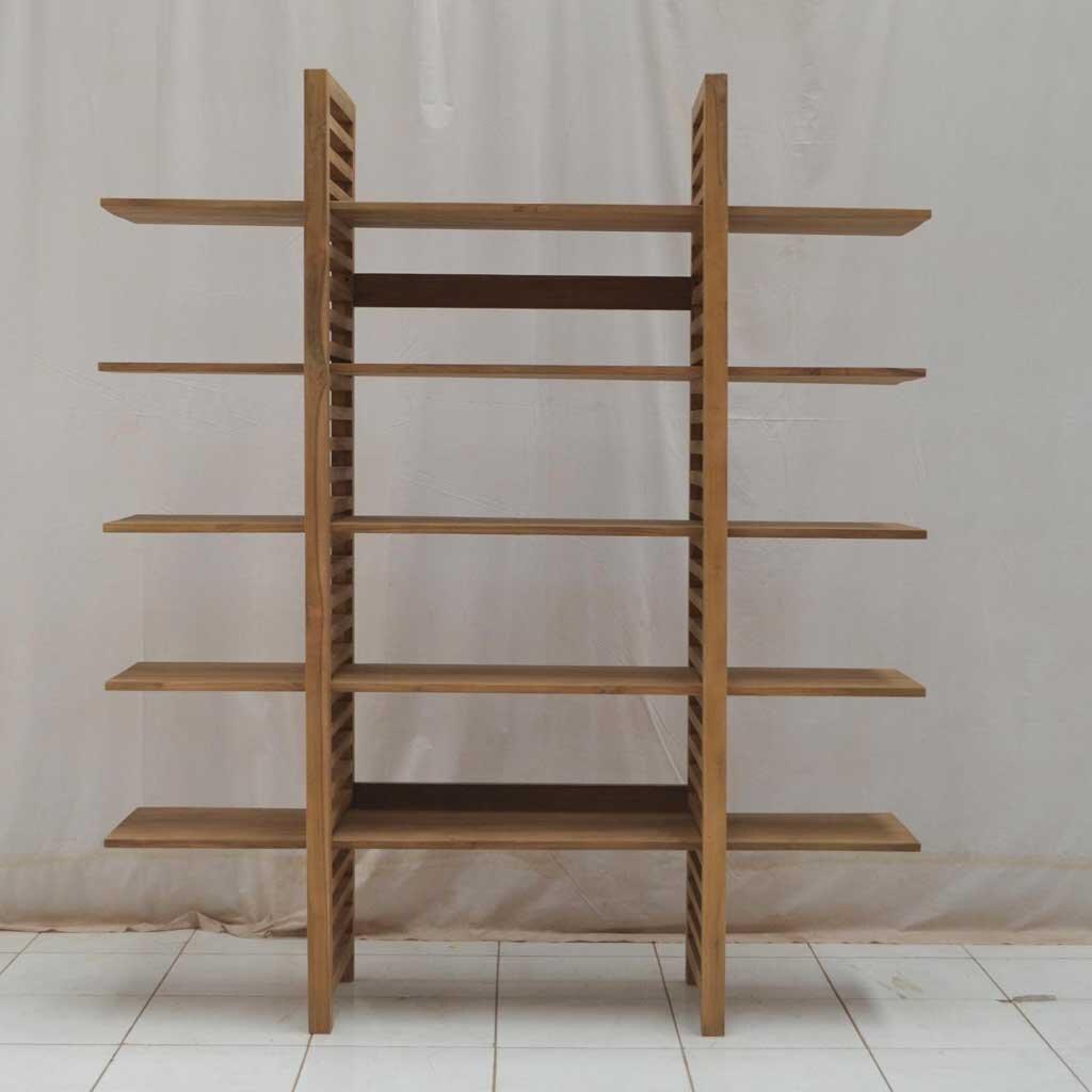 teak b cherregal paul restyle24. Black Bedroom Furniture Sets. Home Design Ideas