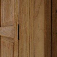 Teakschrank Willy Kasar mit seitlichen Türen