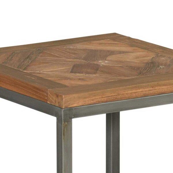 teak beistelltisch mosaik restyle24. Black Bedroom Furniture Sets. Home Design Ideas