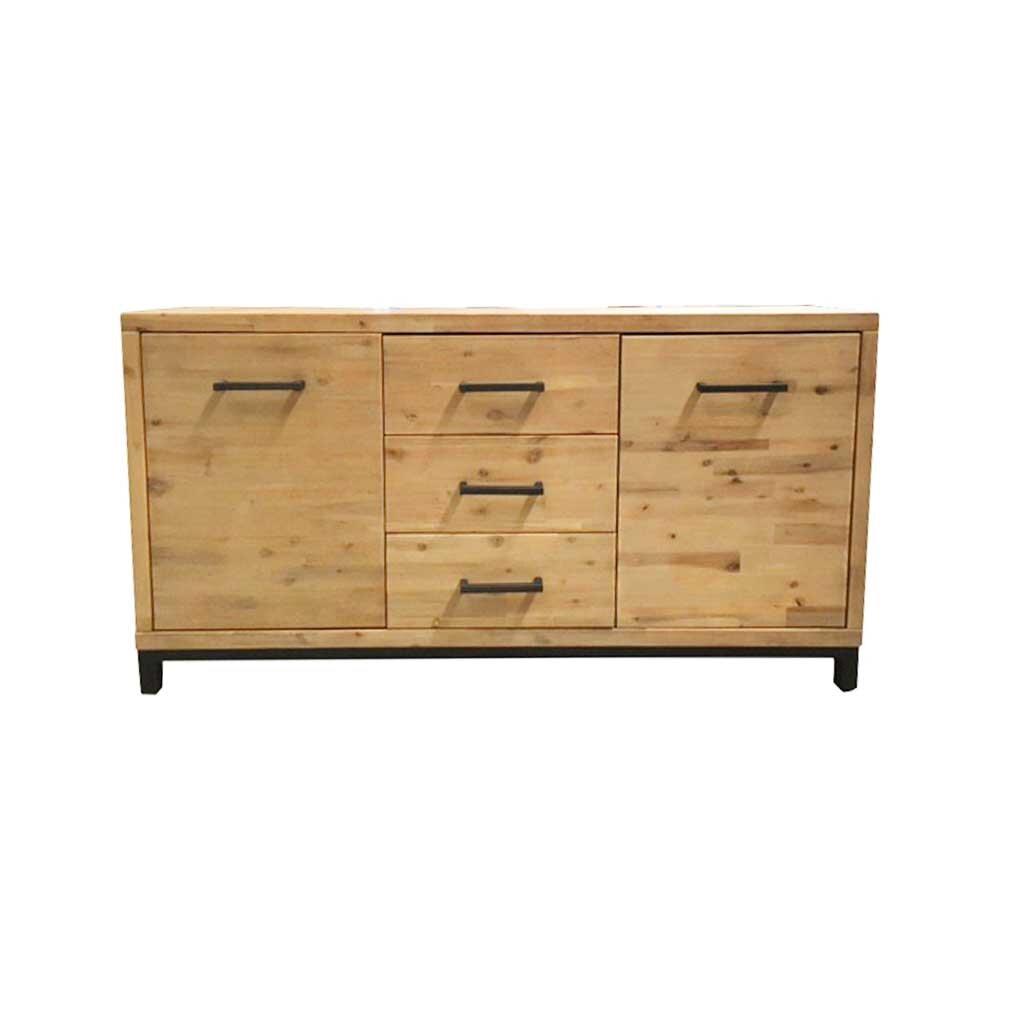sideboard tregolis akazie 160 cm restyle24. Black Bedroom Furniture Sets. Home Design Ideas