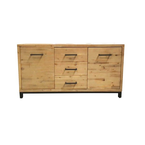 sideboard tregolis akazie 160 cm restyle24. Black Bedroom Furniture Sets. Home Design Ideas