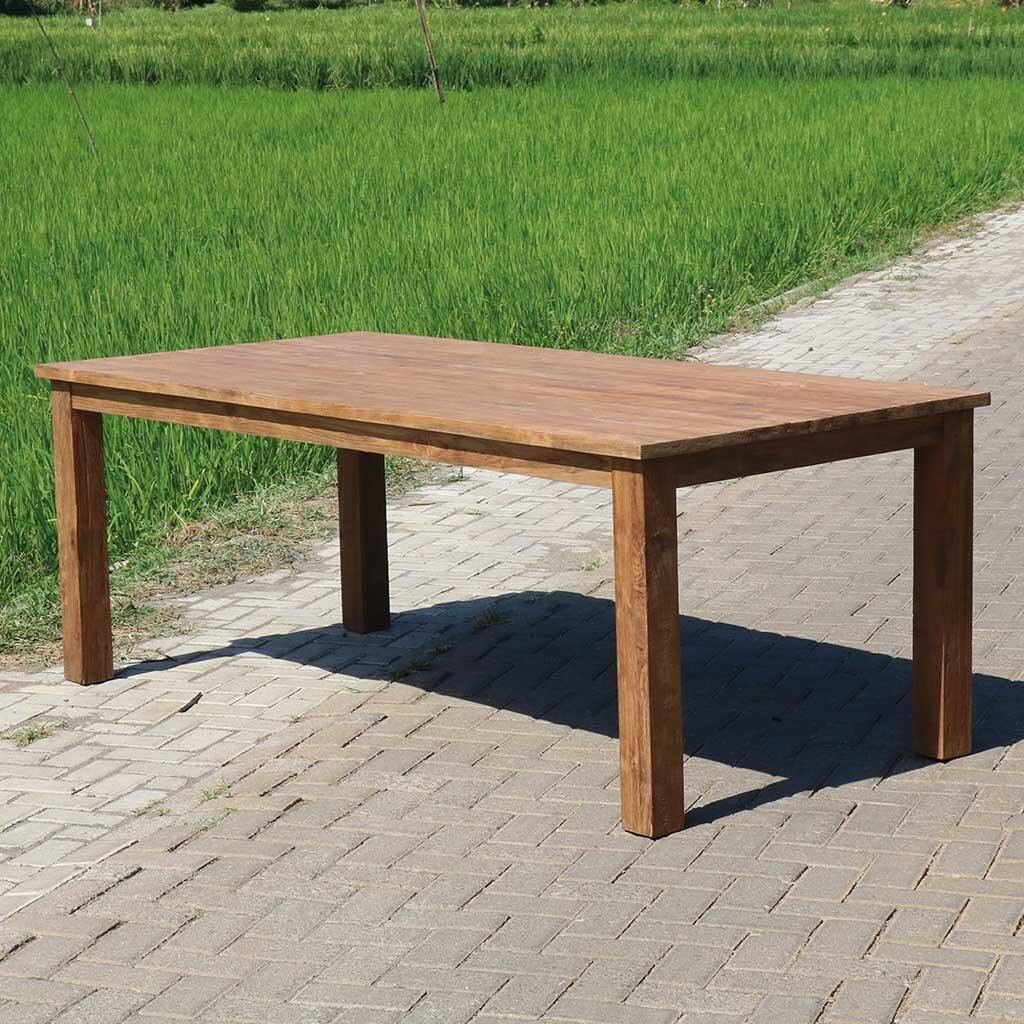 Teakholz tisch rund  Teak Tisch aus Massivholz jetzt online kaufen | Restyle24.de