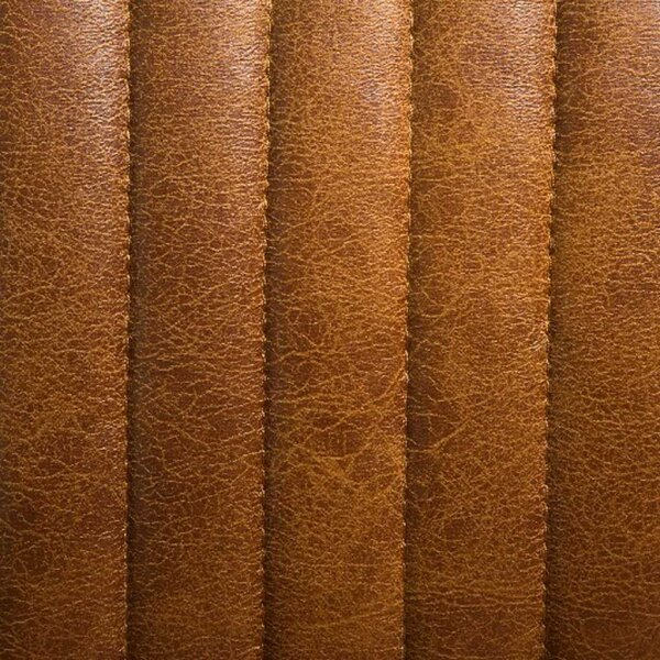 Gestell Braun - Stoff Rehbraun